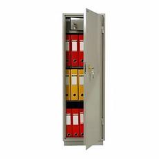 Шкаф бухгалтерский КБС-21 (1300x420x350) сварной
