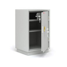 Шкаф бухгалтерский КБС-011Т (660x420x350) сварной