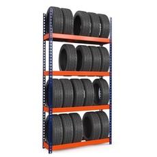 Стеллаж металлический Профи-Т для шин 2500х1540х455 мм. Полки:   4 шт.